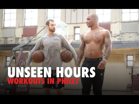 Drew Hanlen Workouts In Philly With Jameer Nelson  | Unseen Hours Ep. 5