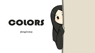 스텔라장(Stella Jang) - 'Colors' [Eng/Indo] - Animated Lyrics Video