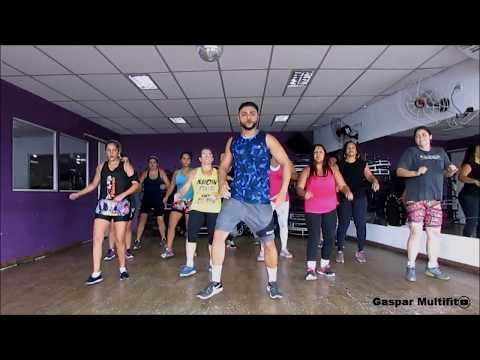 Fogo Zin 72 - Garmiani ft Julimar Santos/Coreografia Gaspar Multifit/Zumba Fitness