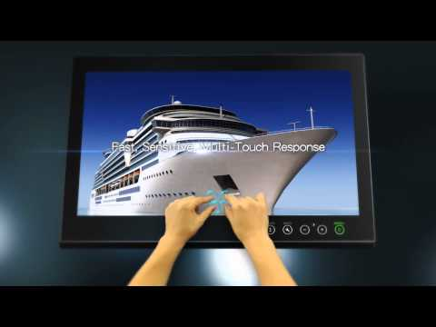 Touch the Future of Marine Computing with the MPC-2240
