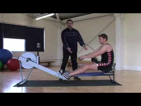 Rowing Technique - YouTube