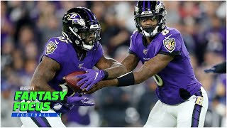 Week 12 Rankings and Thanksgiving Preview | Fantasy Focus Live!