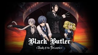 Black Butler – Book of the Atlantic