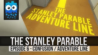 Let's Play The Stanley Parable - Part / Ending 6 - Confusion Ending... Adventure LINE!