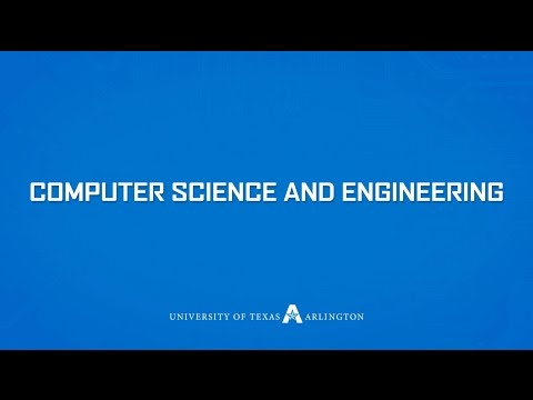 Department of Computer Science and Engineering at The
