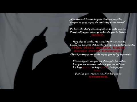 Dante - Mi lugar [VIDEO-LYRICS]