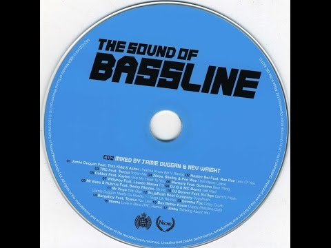 THE SOUND OF BASSLINE  Mixed By Jamie Duggan and Nev Wright CD2 [2008]
