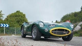 Seb Delanney Evanta Aston Martin Dbr1 Replica Youtube