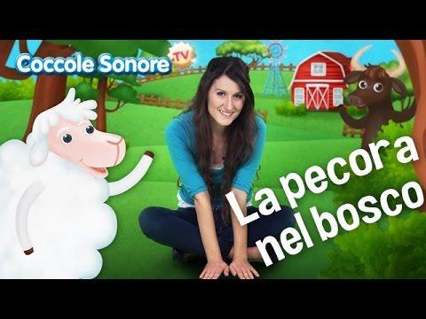 La pecora nel bosco - Balliamo con Greta - Canzoni per bambini di Coccole Sonore