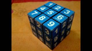 Sudokuwürfel