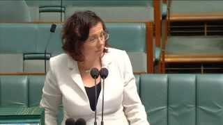 Amanda Rishworth MP: Water Amendment Bill 2015