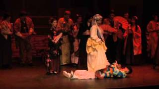 The Mikado- Your revels cease!! (Act 1 Finale excerpt)