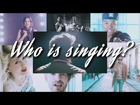 VIOLETTA: WHO IS SINGING?
