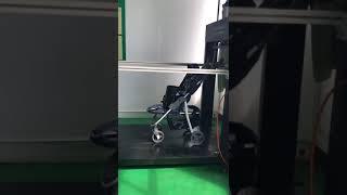 Испытание коляски Kira №2