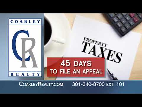 Real Estate Tax Appeals in MD & VA   Property Tax Appeals in DC