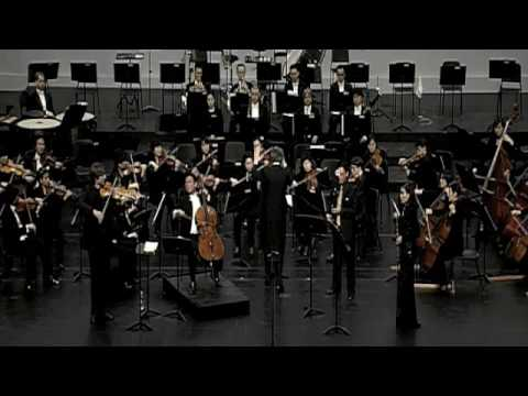 Haydn's Sinfonia Concertante in Bflat major 2nd Movmt.