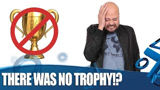 7 Really Hard Things We Can't Believe There Was No Trophy For
