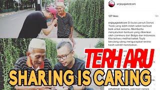 Sharing Is Caring | Terharu Doa Dari Kakek Toyib Penjual Tahu Sumedang di Tomang