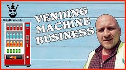 ✅Vending Machine MEIN erster Verkaufsautomat !