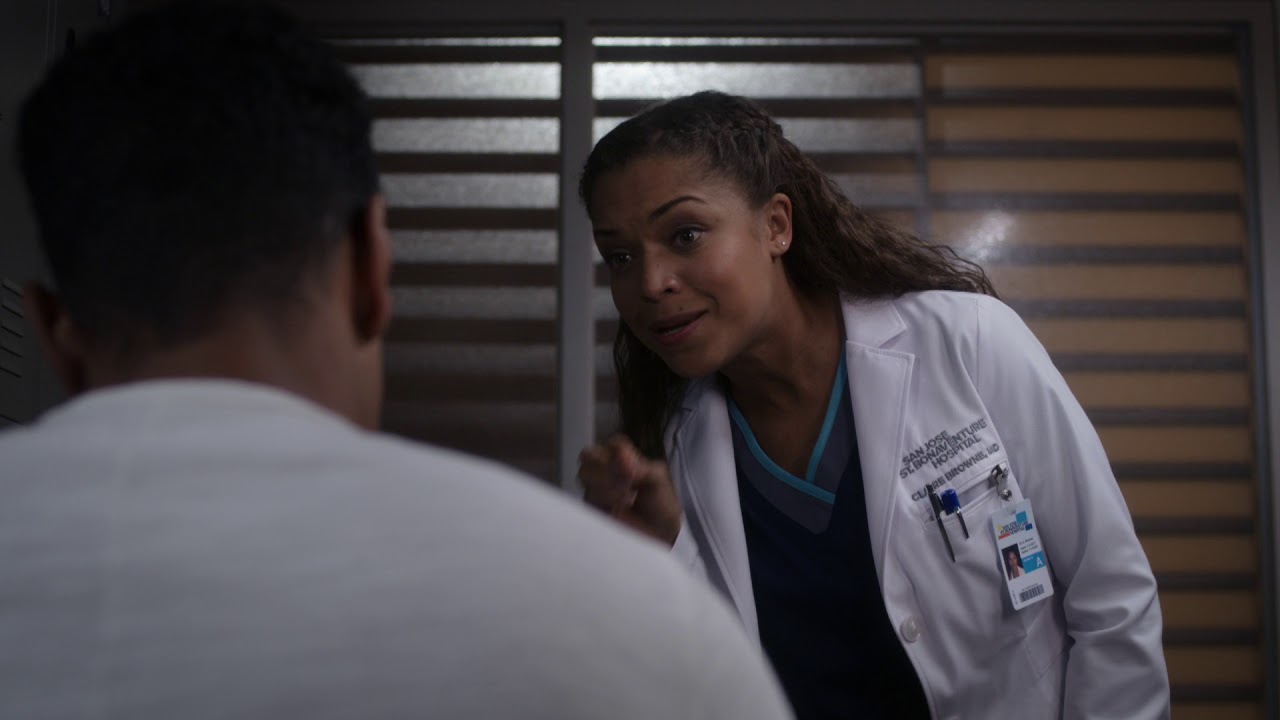 Dr  Kalu Gets Fired - The Good Doctor