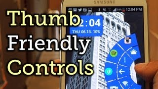 Add Thumb-Friendly Pie Controls to Your Samsung Galaxy Note 2 [How-To]