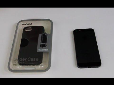 Incase Slider iPhone 5 Case Review