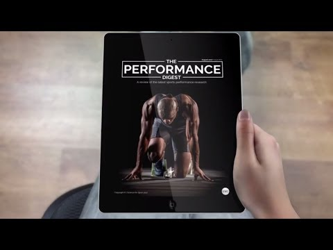 The Performance Digest by Science for Sport