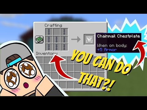 New Chainmail Amor! Minecraft 1.16 Nether Update