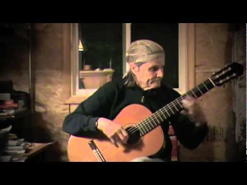 Richard Johnson Danza Española No. 5 by Enrique Granados on Solo Classical Guitar