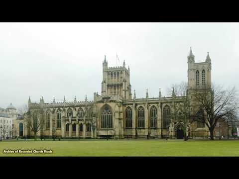BBC Choral Evensong: Bristol Cathedral 1984 (Malcolm Archer)