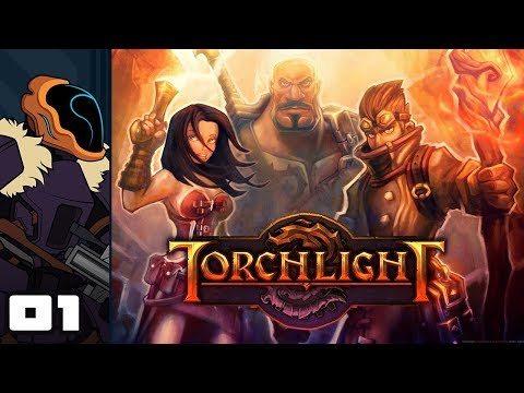 Let's Play Torchlight - PC Gameplay Part 1 - Minion Madness!