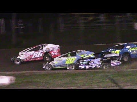 Sportsman Feature | Genesee Speedway | 9-2-17