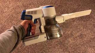 351e5c94d87 Tineco A10 Hero Cordless Stick Vacuum Cleaner Unboxing Review NOT a Dyson -  YouTube