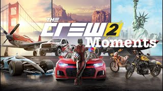 The Crew 2 Moments(Epic and WTF Moments)| All Games