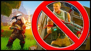 NO MORE TEAM KILLING | Fortnite Battle Royale