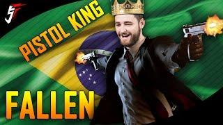 CS:GO | Fallen - Pistol King
