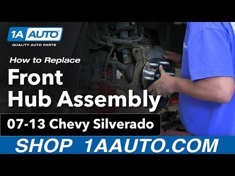 on How To Change Brakes On 2004 Chevy Silverado