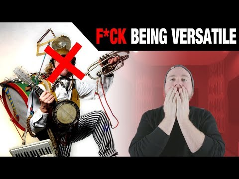 F*ck Being Versatile | GEAR GODS