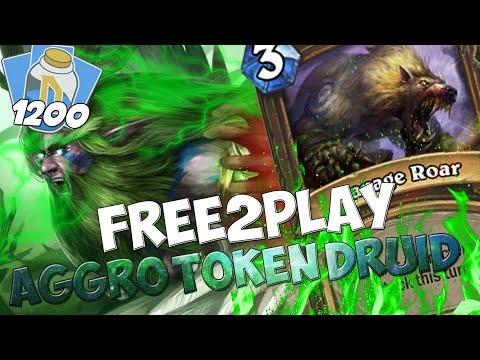 IL MIGLIOR FREE TO PLAY DEL META - 1200 DUST PER RANK 5!!! [HEARTHSTONE ITA]