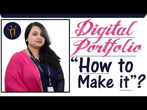Digital Career Portfolio  – Ways to make it right,Benefits,Interview tips