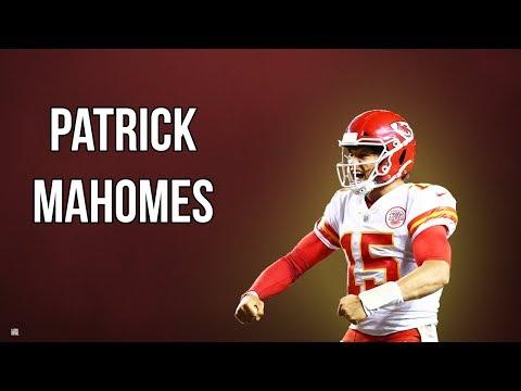 Patrick Mahomes  Noticed  2018 Kansas City Chiefs Highlights ᴴᴰ