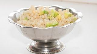 Салат из Кускуса и Авокадо кулинарный видео рецепт