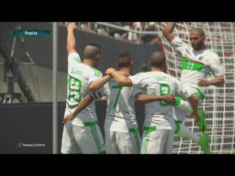 FT ICL17 Group D - Jordan vs Algeria