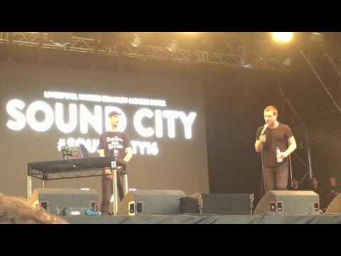 Sleaford Mods - Liverpool Sound City 2016