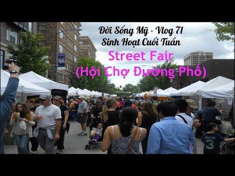 Street Fair in Seattle