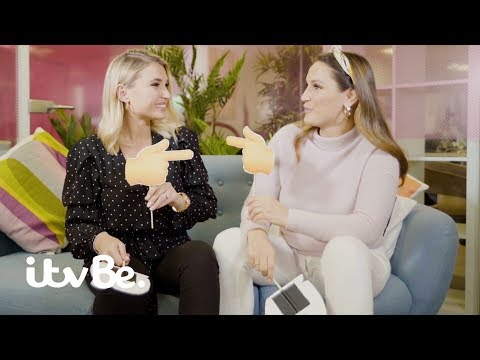 The Mummy Diaries  Sam and Billie Faires Play The Emoji Paddleboard Game!  ITVBe