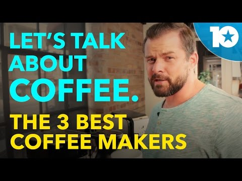 Best Coffee Makers – a Caffeine-Fueled Review!