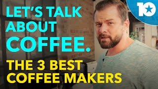 Gambar cover Best Coffee Makers - a Caffeine-Fueled Review!