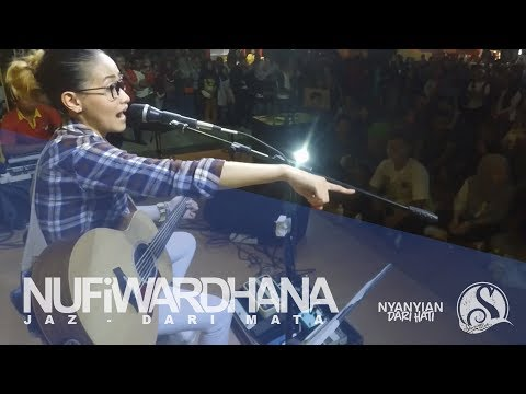 JAZ - Dari mata / Live covered by Nufi Wardhana