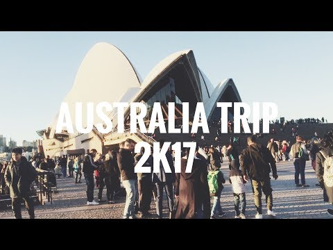 AUSTRALIA TRIP 2K17